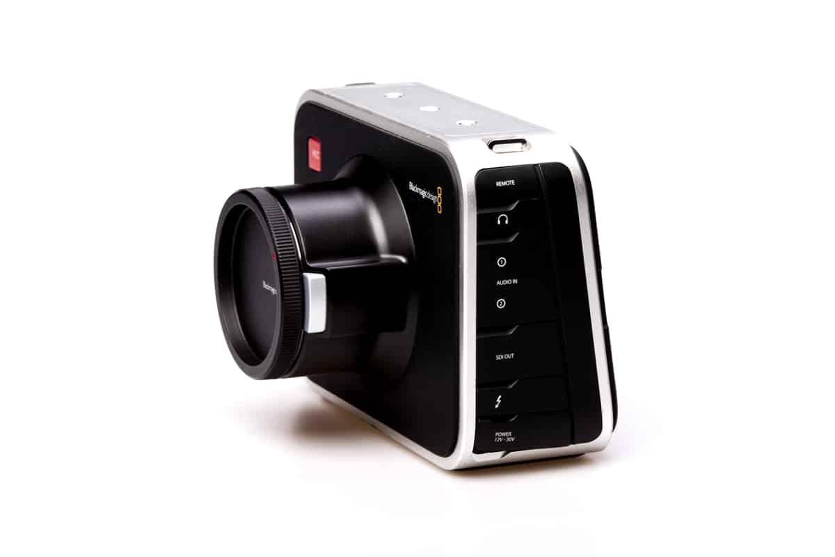 Blackmagic Cinema Camera Ef Mieten Verleih Service Berlin