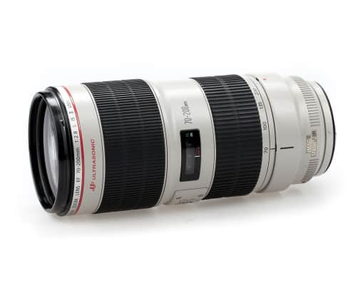 Canon EF 70-200mm 1:2,8 L IS USM