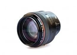 Canon EF 85mm 1.2L II USM