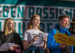 Gegen Rassismus im Deutschen Bundestag