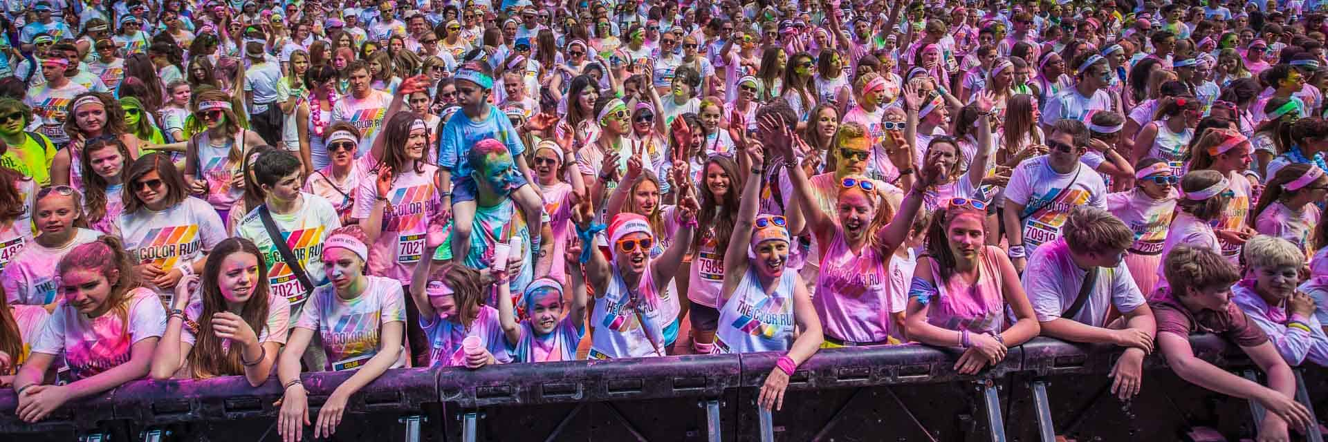 The Color Run in Berlin